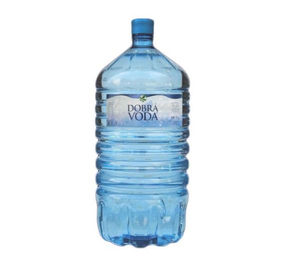 Dobrá voda 18,9 l - nevratný obal