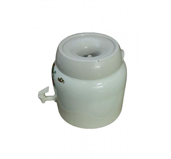 Keramický výdejník vody s motivem 2