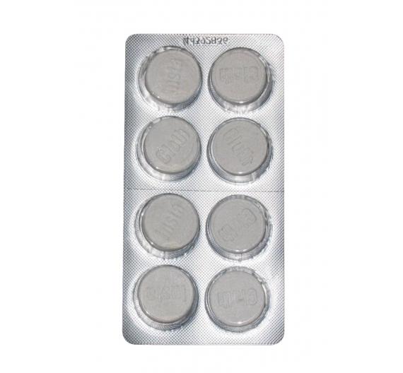 Absorpční tablety k detektoru úniku vody
