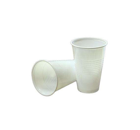 Kelímek bílý 200 ml / 100 kusů
