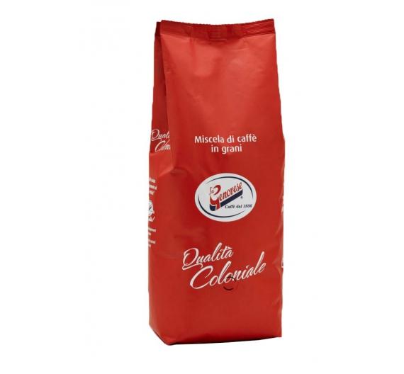 Zrnková italská káva COLONIALE 1 kg