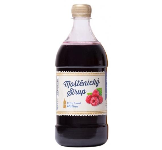 Sirup Moštěnický 0,7l - malina