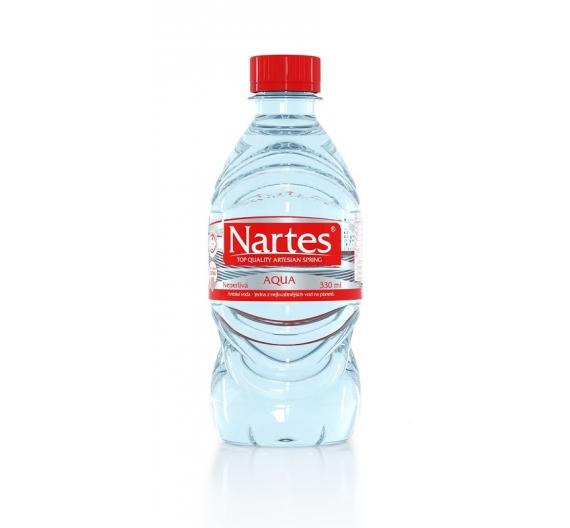 NARTES AQUA 0,33l neperlivá