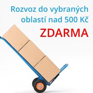 Rozvoz Zdarma